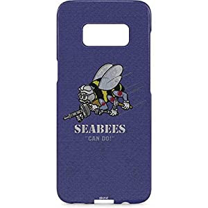 US Navy Galaxy S8 Plus Lite Case - Seabees Can Do Lite Case For Your Galaxy S8 Plus by Skinit