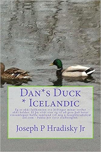 Dan*s Duck * Icelandic