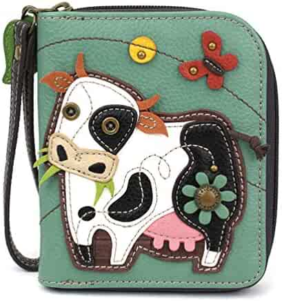 Shopping Faux Leather - Wristlets - Handbags & Wallets - Women