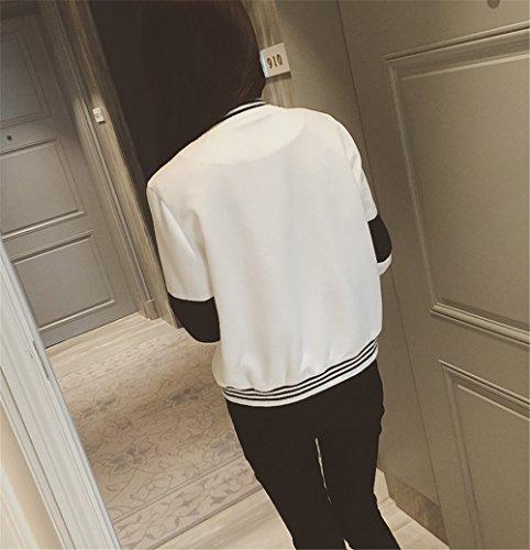 COCO clothing - Chaqueta - universidad - para mujer Weiß