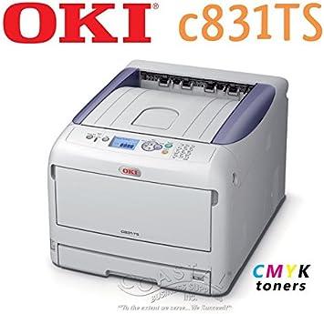 Amazon Com Oki C831ts Electronics