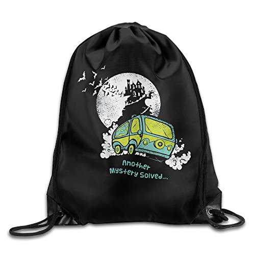 (CHYY Gym Mystery Solved Another Mystery Solved 2016 Drawstring Backpack Beam Port Bags)