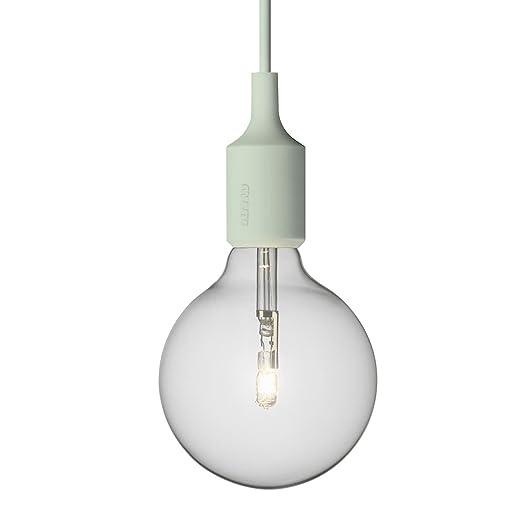 brand new 6f266 bbd15 Muuto E27 Pendant Lamp light green