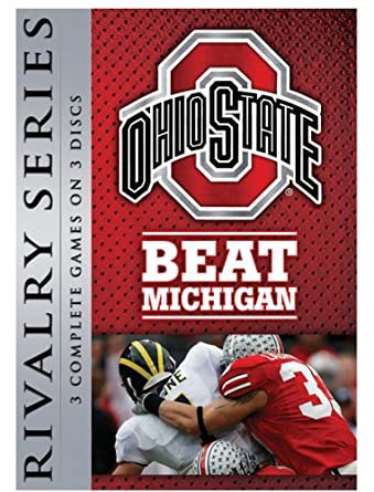 Ohio st michigan rivalry
