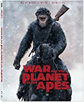 War For The Planet Of The Apes [Blu-ray]