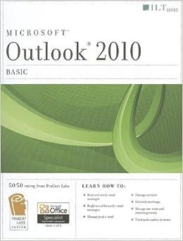 Microsoft Outlook 2010: Basic (ILT)