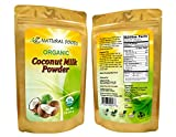 Z Natural Foods Coconut Milk Powder, 100% USDA Cer...