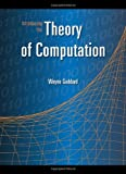Introducing the Theory of Computation 9780763741259