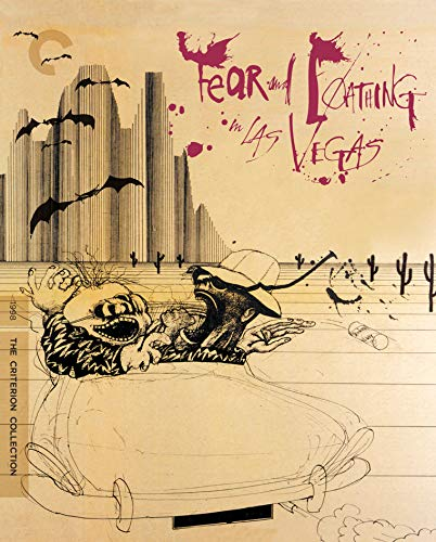 Fear and Loathing in Las Vegas (The Criterion Collection) [Blu-ray] (Fear And Loathing In Las Vegas Play)