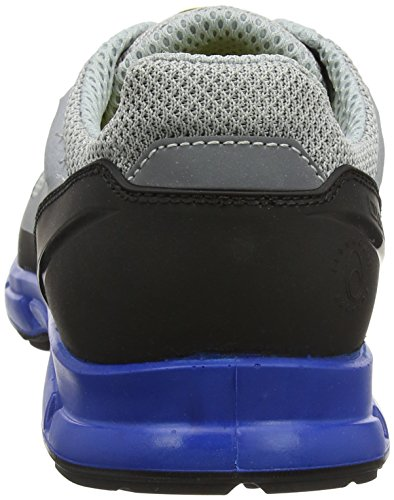 Diadora grigio Nautico flex Da blu S1p Multicolore Lavoro Low Scarpe D Uomo rrxqP4p