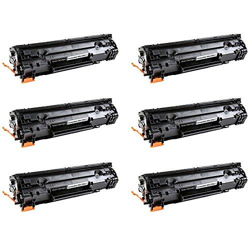 DS 6 Pack New C337 Black Toner Cartridge For Canon 337 CRG337 ImageClass MF229dw