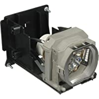 Emazne VLT-XL650LP/VLT-WL639LP Projector Replacement Compatible Lamp With Housing For Mitsubishi HL650U Mitsubishi LX-6200 Mitsubishi LX-6280 WL2650 WL2650U WL639U XL2550U XL6150 XL650 XL650U