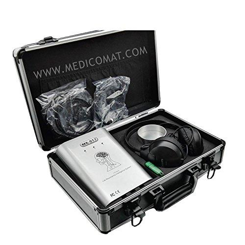 Diagnostic Test Device Medicomat-39 Diagnostic Checks NLS4021 Computer Gadgets Bioresonance Health Therapy (Language: Japenese) by Medicomat