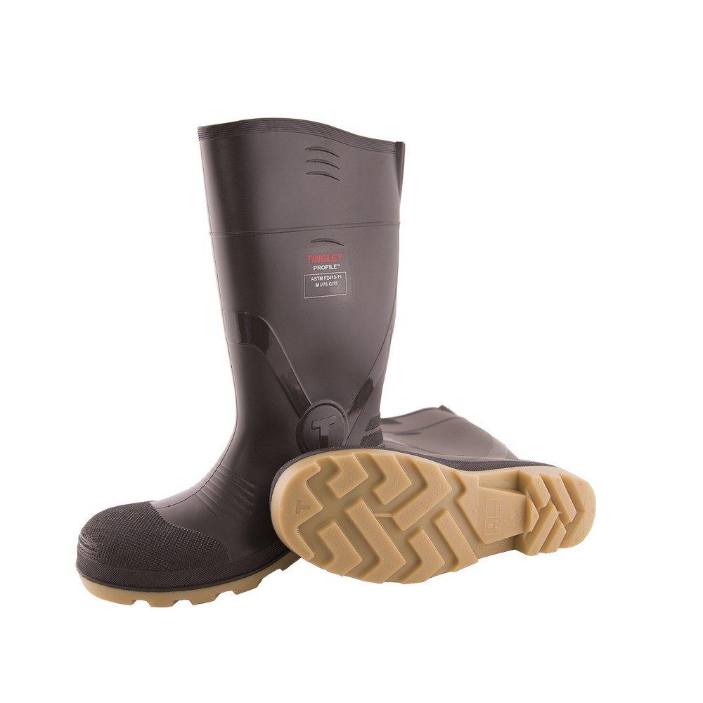 Tingley 51154.14 Profile Plain Toe Knee Boots