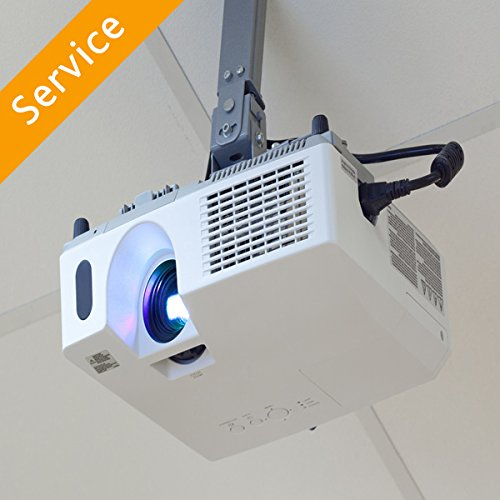 - Installation of Home Media Projector on a Hard Ceiling