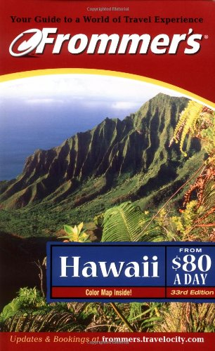 Frommer's R  Hawaii From $80 A Day  Frommer's Hawaii From $... A Day