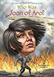 img - for Who Was Joan of Arc? book / textbook / text book
