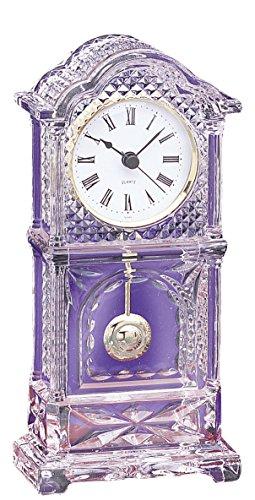 - Pendulum Office Desk Crystal Quartz Clock