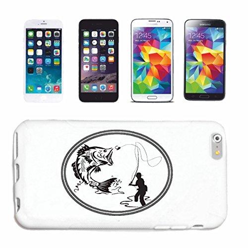 caja del teléfono iPhone 7+ Plus Pesca del pescador barra del mar pescar las redes de pesca Barco de pesca Barco MAR CHOP pesca con caña Caso duro de la cubierta Teléfono Cubiertas cubierta para el