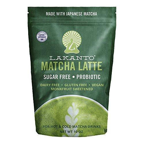 Lakanto Matcha Latte Drink, 10 Ounce