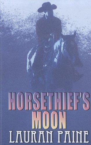 Horse Thiefs Moon (Wheeler Publishing Large Print Western) pdf