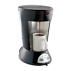 BUNN 35400.0009 MCA My Cafe Black Automatic Pod Brewer Single Serve (120V/60/1PH)
