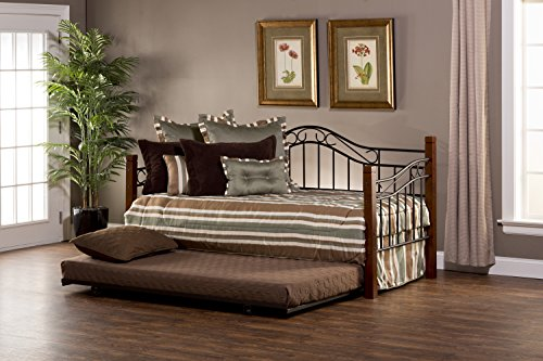 Hillsdale 1159DBLHTR Matson Daybed with Suspension Deck and Trundle, 42.5