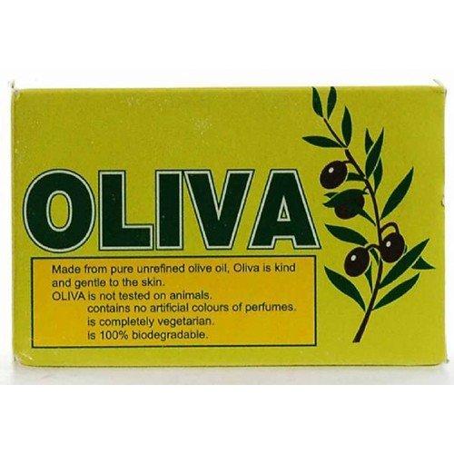 (4 PACK) - Oliva - Olive Oil Soap | 125g | 4 PACK BUNDLE by Oliva