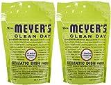 mrs meyers dishwashing packs - Mrs. Meyer's Clean Day Automatic Dishwashing Packs - 12.7 oz - Lemon Verbena - 2 pk
