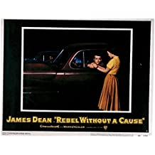 "James Dean ""Rebel Without A Cause"" Promo 8 x 10 Inch Photo"