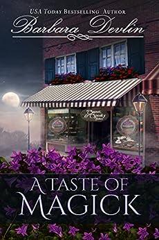 A Taste of Magick (Magick Trilogy Book 2) by [Devlin, Barbara]