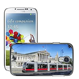 Hot Style Cell Phone PC Hard Case Cover // M00169939 Vienna Austria Parliament Building // Samsung Galaxy S4 S IV SIV i9500