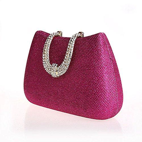 Pochette Rouge Pour Rose Paramount City Femme 5nvzz4