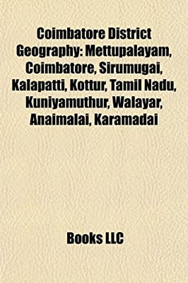 Geography of Coimbatore