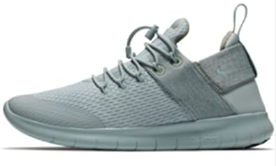 NIKE Women's Free RN Commuter 2017 Running Shoe (6, Light Pumice/Dark Stucco