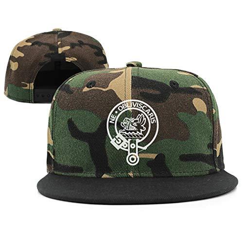 8bf6856b2e5 Solid Flat Bill Adjustable Snapback Hats Unisex J.-Custom-Cole-Pattern-