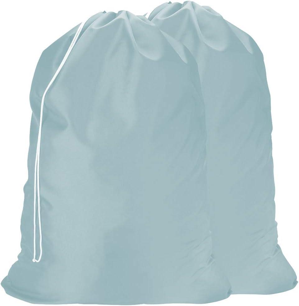 247 Bolsas de pl/ástico resistentes de estilo chaleco de color azul de 28 x 43 x 53 cm 16 micras
