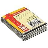 Mylar Men's Emergency Thermal Blankets (5 Pack)