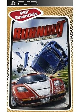 ELECTRONIC ARTS Burnout Legends - Essentials [PSP]: Amazon co uk: PC