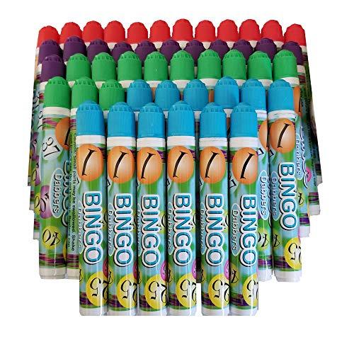 Penguin Crate 48 Pack Mini Bingo Dauber -