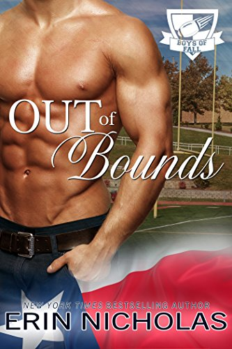 Out of Bounds: Boys of Fall by [Nicholas, Erin]