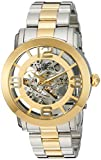 Invicta Men's 22583 Vintage Analog Display Automatic Self Wind Two Tone Watch