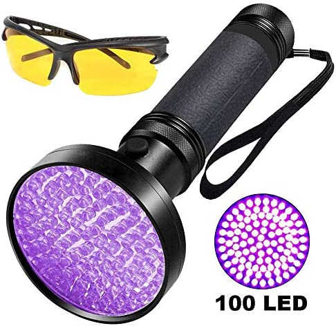 Flashlight LGUIY Ultraviolet Blacklight Protection product image