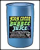 Froggys Fog - HIGH COLOR Bubble Juice - Strong Long-Lasting Iridescent Brilliant for All Bubble Machines and Bubblers - 55 Gallon Drum