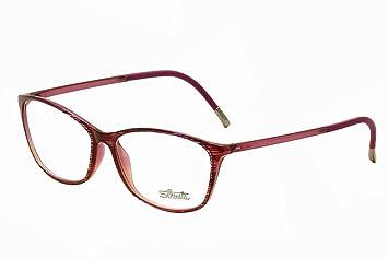 Amazon.com  Silhouette Eyeglasses SPX Illusion 1563 6054 Full Rim ... 8a3a987b10