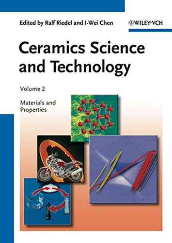 Price comparison product image Ceramics Science and Technology,  Materials and Properties (Volume 2)