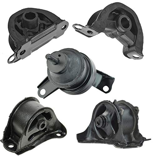 Engine Motor Transmission Mount Set Kit for 97-01 Honda CR-V CRV 2.0L AT ()