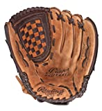 Rawlings Player Preferred 12.5-inch Baseball/Softball Glove, Right-Hand Throw (PP125BF)