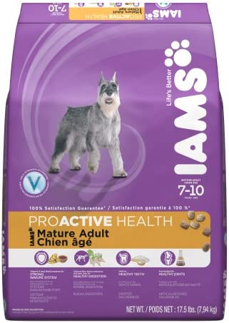 Iams Proactive Health Adult Active Maturity, 17.5-Pound Bags