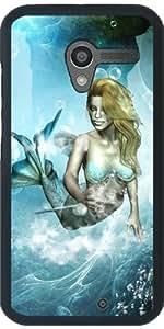 Funda para Motorola Moto X (Generation 1) - Maravillosa Sirena by nicky2342